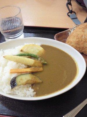 おすすめの夏野菜カレー